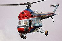 Helicopter-DataBase Photo ID:8418 PZL Mi-2 DOSAAF Rossii RF-00525 cn:549617016