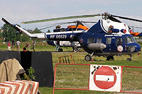Helicopter-DataBase Photo ID:17252 PZL Mi-2 DOSAAF Rossii RF-00529