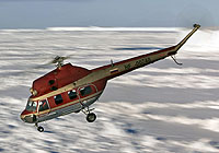 Helicopter-DataBase Photo ID:4915 PZL Mi-2 Granat RF-00748 cn:548542024