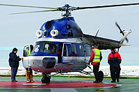 Helicopter-DataBase Photo ID:9383 PZL Mi-2 Granat RF-01231 cn:5310118027