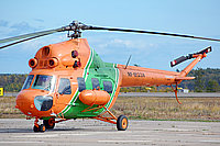 Helicopter-DataBase Photo ID:3069 PZL Mi-2 ROSTO RF-01234 cn:5410541038