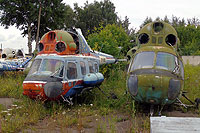 Helicopter-DataBase Photo ID:13954 PZL Mi-2 DOSAAF Rossii RF-14412 cn:549617016