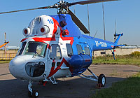 Helicopter-DataBase Photo ID:16428 PZL Mi-2 TsSK VVS RF-15309 cn:5410604048