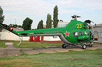 Helicopter-DataBase Photo ID:7025 PZL Mi-2 Russian Air Force RF-91403 cn:549306065