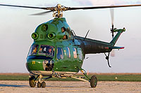 Helicopter-DataBase Photo ID:11379 PZL Mi-2 Russian Air Force RF-91406 cn:548945114