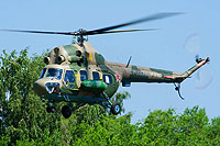 Helicopter-DataBase Photo ID:16020 PZL Mi-2 Russian Air Force RF-91408 cn:5410144037