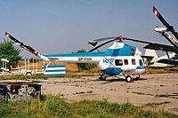 Helicopter-DataBase Photo ID:13591 PZL Mi-2 EXIN SP-FHH cn:526634050