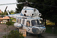 Helicopter-DataBase Photo ID:6415 PZL Mi-2 Museo Gottard Park SP-FSK cn:510549127