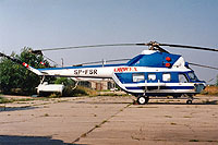 Helicopter-DataBase Photo ID:13592 PZL Mi-2 ORWEX Helicopters SP-FSR cn:533602054