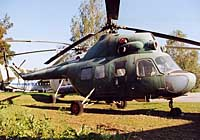 "Helicopter-DataBase Photo ID:2545 PZL Mi-2 Aircraft Exhibition ""Red Stars""  cn:512622102"