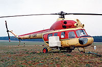 Helicopter-DataBase Photo ID:13593 PZL Mi-2 Heliseco SP-SAR cn:512617092