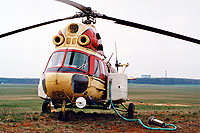 Helicopter-DataBase Photo ID:13594 PZL Mi-2 Heliseco SP-SAR cn:512617092