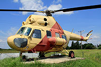 Helicopter-DataBase Photo ID:6366 Mi-24V 23rd Helicopter Base 0835 cn:730835