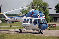 Helicopter-DataBase Photo ID:17518 PZL Mi-2 Heliseco SP-SBY cn:525935128
