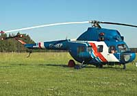 Helicopter-DataBase Photo ID:2628 PZL Mi-2 Heliseco SP-SEP cn:525518028