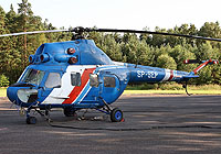 Helicopter-DataBase Photo ID:4055 PZL Mi-2 Heliseco SP-SEP cn:525518028