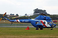 Helicopter-DataBase Photo ID:16900 PZL Mi-2plus Heliseco SP-SEP cn:525518028