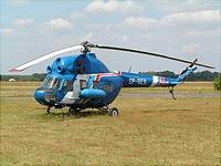 Helicopter-DataBase Photo ID:666 PZL Mi-2 Heliseco SP-SES cn:5210018116