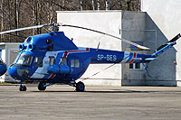 Helicopter-DataBase Photo ID:11133 PZL Mi-2 Heliseco SP-SES cn:5210018116