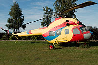 Helicopter-DataBase Photo ID:15128 PZL Mi-2 private Suszno  cn:525520028