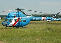Helicopter-DataBase Photo ID:2260 PZL Mi-2 Heliseco SP-SGI cn:5210432029