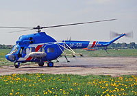 Helicopter-DataBase Photo ID:3748 PZL Mi-2 Heliseco SP-SGI cn:5210432029