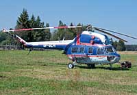 Helicopter-DataBase Photo ID:1737 PZL Mi-2 Heliseco SP-SLM cn:525837108
