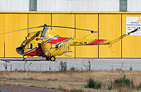 Helicopter-DataBase Photo ID:4386 PZL Mi-2plus Heliseco SP-SLM cn:525837108