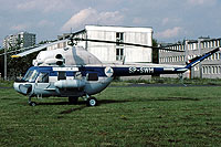 Helicopter-DataBase Photo ID:16787 PZL Mi-2 Aeropol SP-SWM cn:526510010