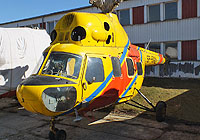 Helicopter-DataBase Photo ID:11835 PZL Mi-2plus Heliseco SP-SXH cn:5110007106