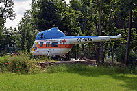 Helicopter-DataBase Photo ID:17565 PZL Mi-2 Center for Specialized Training and Work in Great Height SP-WXS cn:513906015