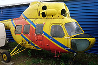 Helicopter-DataBase Photo ID:17564 PZL Mi-2plus Rescue Museum SP-ZXU cn:515832108