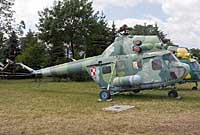 Helicopter-DataBase Photo ID:2082 PZL Mi-2M2 Polish Aviation Museum 05 cn:ZD0105094