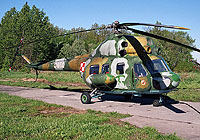 Helicopter-DataBase Photo ID:4060 PZL Mi-2RL 1st Fighter Aviation Regiment 0614 cn:510614018