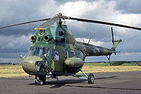 Helicopter-DataBase Photo ID:12301 PZL Mi-2RL 28th Fighter Aviation Regiment 1046 cn:561046059