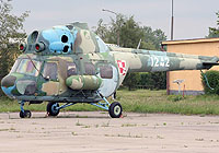 Helicopter-DataBase Photo ID:4994 PZL Mi-2P 2nd Transport-Liaison Aviation Squadron 1242 cn:531242119