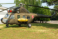 Helicopter-DataBase Photo ID:17717 PZL Mi-2P Large-scale multi-branch material depot 1244 cn:531244119