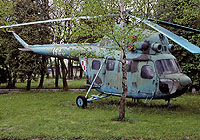 Helicopter-DataBase Photo ID:4880 PZL Mi-2M2 47th Training Helicopter Regiment 1540 cn:ZD0103