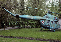 Helicopter-DataBase Photo ID:4881 PZL Mi-2M2 47th Training Helicopter Regiment 1540 cn:ZD0103