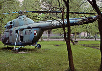 Helicopter-DataBase Photo ID:4882 PZL Mi-2M2 47th Training Helicopter Regiment 1540 cn:ZD0103