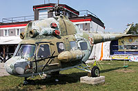 Helicopter-DataBase Photo ID:15316 PZL Mi-2 private Przasnysz 1627 cn:541627100