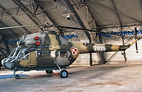 Helicopter-DataBase Photo ID:3843 PZL Mi-2 1st Naval Air Wing 2026 cn:552026101