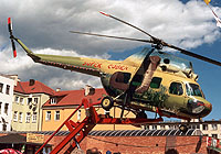 Helicopter-DataBase Photo ID:3844 PZL Mi-2 unknown  cn:552026101