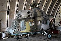 Helicopter-DataBase Photo ID:16464 PZL Mi-2 1st Naval Air Wing 2026 cn:552026101