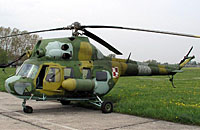 Helicopter-DataBase Photo ID:3196 PZL Mi-2 1st Aviation Training Centre 2126 cn:562126121