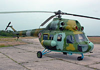 Helicopter-DataBase Photo ID:3755 PZL Mi-2 2nd Transport-Liaison Aviation Squadron 2126 cn:562126121