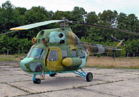 Helicopter-DataBase Photo ID:3756 PZL Mi-2 2nd Transport-Liaison Aviation Squadron 2126 cn:562126121