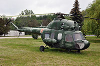 Helicopter-DataBase Photo ID:16924 PZL Mi-2 1st (37th) Army Aviation Wing 037 cn:562128121