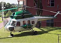 Helicopter-DataBase Photo ID:2637 PZL Mi-2 The State School of Higher Education - Aviation Centre  cn:562130121