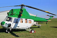 Helicopter-DataBase Photo ID:12330 PZL Mi-2 The State School of Higher Education - Aviation Centre  cn:562130121